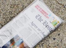 <p>Boston Globe in crisi, bozza di accordo con il sindacato. REUTERS/Brian Snyder</p>