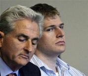 <p>Philip Markoff, lo studente accusato di omicidio di una massaggiatrice contattata su Craiglist. REUTERS</p>