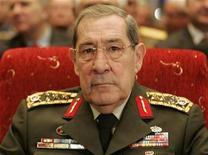 <p>Il generale Yasar Buyukanit. REUTERS</p>