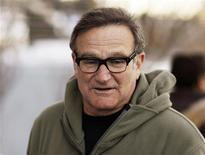 <p>Foto de arquivo do ator Robin Williams em Utah. 05/03/2009. REUTERS/Lucas Jackson/Arquivo</p>