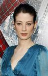 """<p>Foto de arquivo da atriz britânica Lucy Gordon na estreia do filme """"Homem-Aranha 3"""" no Festival Tribeca em Nova York. 30/04/2007. REUTERS/Lucas Jackson/Arquivo</p>"""