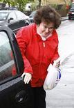 "<p>Foto de arquivo da escocesa que cantou no programa ""Britain's Got Talent"", Susan Boyle. 08/05/2009. REUTERS/David Moir</p>"