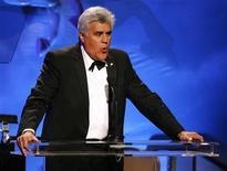 <p>Foto de arquivo do apresentador Jay Leno em Beverly Hills. 25/10/2008. REUTERS/Mario Anzuoni</p>