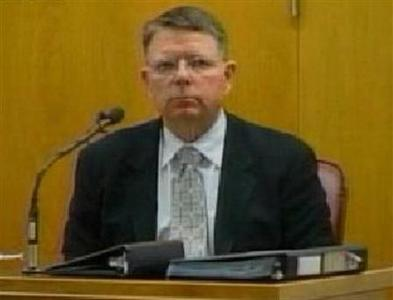 Kansas doctor George Tiller is seen in a framegrab from undated video footage. REUTERS/via REUTERS TV