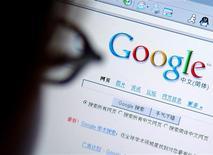 <p>Internauta chinês usa site do Google em Pequim. O governo chinês criticou a empresa por permitir a exibição de links pornográficos.</p>