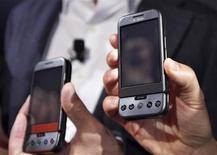 <p>G1 della T-Mobile Usa. REUTERS/Jacob Silberberg (UNITED STATES)</p>