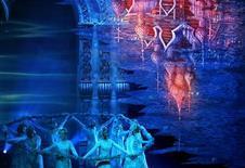 """<p>Nell'immagine un balletto della Compagnia di ballo nazionale russa """"Kostroma"""". REUTERS/Denis Sinyakov</p>"""