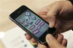 <p>Videogiochi, grandi aziende entrano in mercato giochi iPhone. REUTERS/Robert Galbraith</p>