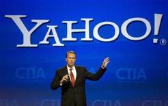 <p>Yahoo ha annunciato il progetto di introdurre grandi cambiamenti nella propria homepage, mentre la società sta cercando di rafforzare la propria posizione sul web e studia nuovi modi per vendere pubblicità. REUTERS/Kimberly White/YAHOO!/Handout</p>