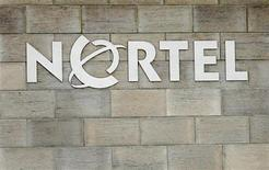 <p>Il logo Nortel. REUTERS/ Mike Cassese (CANADA)</p>