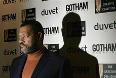 <p>Laurence Fishburne arrives to attend the Creative Coalition Awards Gala honoring individuals for their commitment to champion social welfare issues in New York December 18, 2006. REUTERS/Lucas Jackson</p>