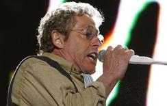 <p>Foto de arquivo de Roger Daltrey, do The Who, em apresentação na Austrália. 29/03/2009. REUTERS/Mick Tsikas</p>