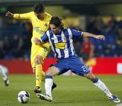 <p>O Espanyol, time da primeira divisão do Campeonato Espanhol, estava em estado de choque neste domingo após a morte repentina de seu capitão Dani Jarque, de apenas 26 anos. REUTERS/Heino Kalis</p>
