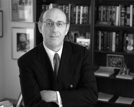 Kenneth Feinberg, the Obama administration's pay czar, in an undated photo. REUTERS/Handout
