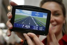 <p>Un navigatore TomTom Go. REUTERS/Morris Mac Matzen</p>