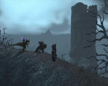 A screengrab from the videogame ''World of Warcraft''. REUTERS/Blizzard Entertainment/Handout