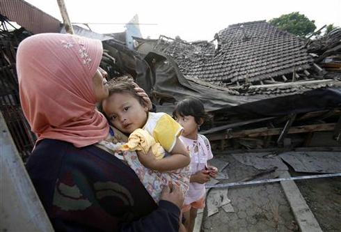 Deadly Indonesian quake