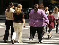 <p>Una donna obesa. REUTERS/Lucas Jackson/Files</p>