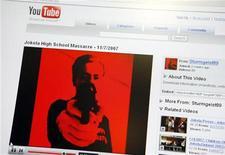"""<p>Youtube e Polizia delle Comunicazioni hanno presentato il progetto di sensibilizzazione per i giovani """"Non perdere la bussola"""", sull'uso corretto di internet. REUTERS/Timo Jaakonaho/Lehtikuva</p>"""