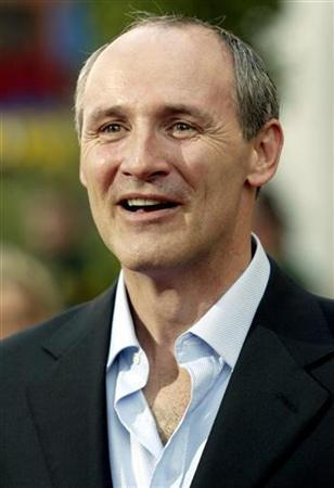 Cast member Colm Feore arrives for the world premiere of the film ''The Chronicle of Riddick'' in Universal City, California June 3, 2004. REUTERS/Robert Galbraith