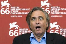"<p>Director Joe Dante poses during a photocall of ""The Hole"" during the 66th Venice Film Festival September 11, 2009. REUTERS/Alessandro Bianchi</p>"