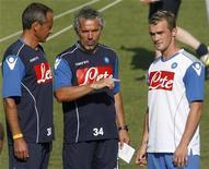 <p>Roberto Donadoni. REUTERS/Heinz-Peter Bader</p>