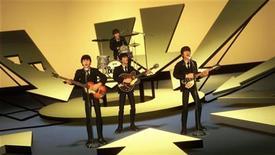 """<p>Скриншот из игры The Beatles: Rock Band, полученный Рейтер в Лондоне 9 сентября 2009 года. Женщина, вдохновившая легендарных Beatles на хит 1967 года """"Lucy in the Sky with Diamonds"""", скончалась в возрасте 46 лет, говорится в сообщении благотворительного фонда St Thomas' Lupus Trust. REUTERS/MTV GAMES/Harmonix/Handout</p>"""