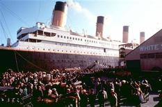 <p>Um navio cruzeiro irá repetir a viagem do Titanic (na foto, reprodução do filme homônimo de 1997) para lembrar os 100 anos do desastre (Newscom TagID: rtrphotos386519) [Photo via Newscom]</p>