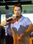 <p>Stephen Gately, cantante dei Boyzone. SK/DL</p>