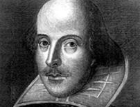 <p>William Shakespeare in an undated image. REUTERS/File</p>
