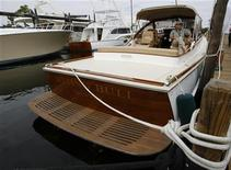 <p>Una delle barche di Bernard Madoff battute all'asta. REUTERS/Hans Deryk (UNITED STATES CRIME LAW BUSINESS SOCIETY)</p>