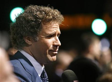 Will Ferrell in Los Angeles in a file photo. REUTERS/Mario Anzuoni