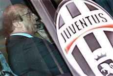 <p>Luciano Moggi, ex direttore generale della Juventus. REUTERS/Alessandro Bianchi</p>