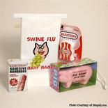 <p>1. Swine Flu Recovery Kit. REUTERS/Stupid.com/Handout</p>