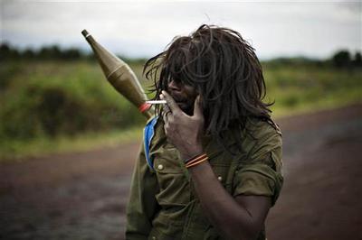 Finbarr O'Reilly: Congo On the Wire