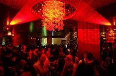"""<p>Un party organizzato dalla rivista """"Rolling Stone"""" a Hollywood. REUTERS/Mario Anzuoni</p>"""
