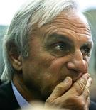 <p>L'ex patron di Parmalat Calisto Tanzi. REUTERS/Daniele La Monaca</p>