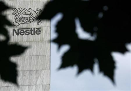 The headquarters of food giant Nestle is pictured in Vevey August 6, 2008. REUTERS/Denis Balibouse