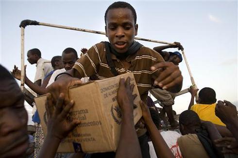 Feeding Haiti
