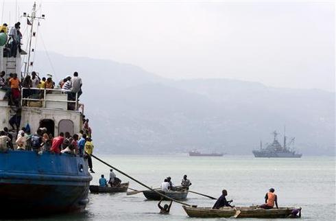 Exodus from Haiti