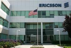 <p>Il campus di Ericsson a Silicon Valley, California. REUTERS/Robert Galbraith</p>