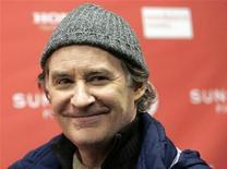 <p>Kevin Kline al suo arrivo al Sundance Film Festival in corso a Park City,Utah. REUTERS/Robert Galbraith</p>