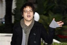 <p>Imagen de archivo del cantante británico Jamie Cullum posando en Cannes, sudeste de Francia, el 19 de enero del 2009. Cullum lamentó la muerte de John Dankworth. REUTERS/Eric Gaillard</p>