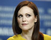 "<p>Actress Julianne Moore attends a news conference to promote the movie ""The Kids are All Right"" at the Berlinale International Film Festival in Berlin, February 17, 2010. REUTERS/Christian Charisius</p>"
