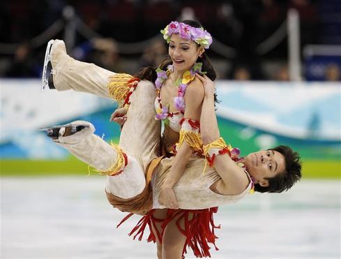 Figure skating fashion