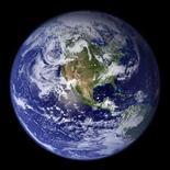 <p>صورة لكوكب الارض من ادارة الطيران والفضاء الامريكية (ناسا) تسخدم في الاغراض التحريرية فقط - رويترز</p>