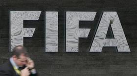 <p>La sede Fifa a Zurigo. REUTERS/Michael Buholzer (SWITZERLAND)</p>