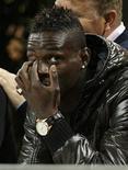 <p>Inter Milan's Mario Balotelli REUTERS/Alessandro Garofalo</p>