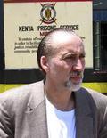 <p>Imagen de archivo del actor estadounidense Nicolas Cage durante una visita a Kenia. Nov 17 2009. REUTERS/Joseph Okanga/Archivo</p>