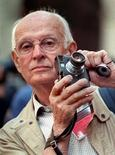 <p>Cartier-Bresson is pictured in this file picture from September 1989. REUTERS/Charles Platiau</p>
